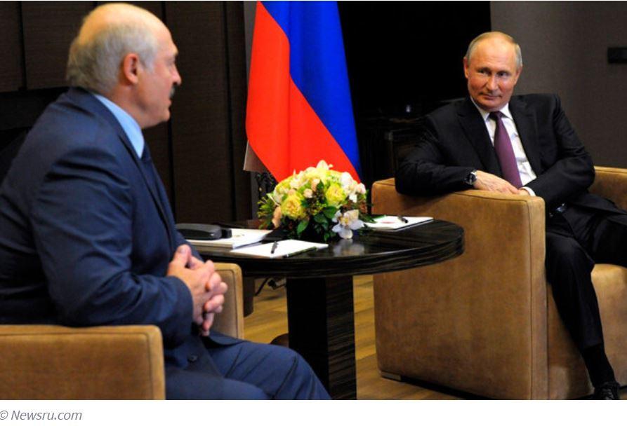 Путин и Лукашенко сделали заявление об Украине и приближении НАТО. В МИДе ответили 5