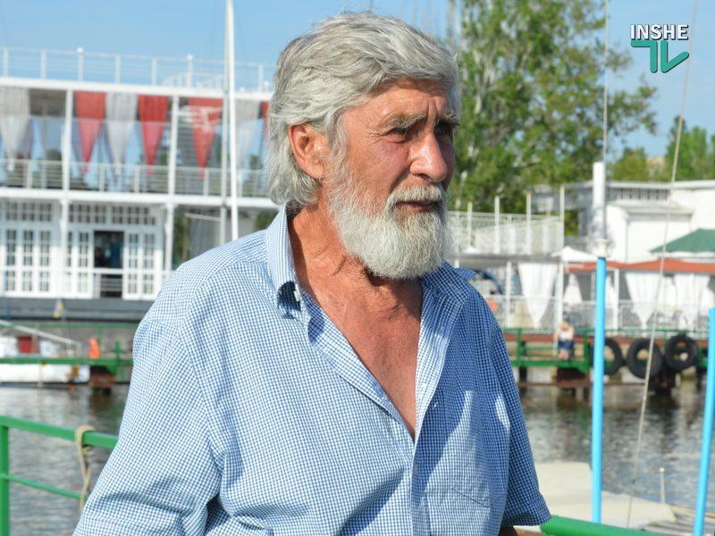 О тех, кто прославил Николаев на весь мир. Сегодня помощнику капитана яхты «Икар» Станиславу Черкесу – 80! (ФОТО, ВИДЕО)