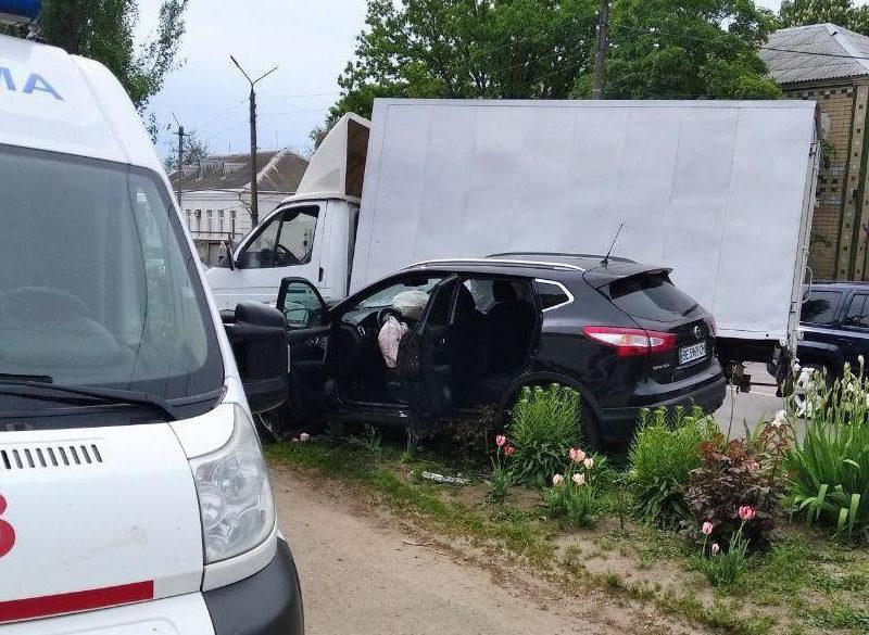 ДТП в Новой Одессе: пострадали трое, в том числе подросток (ФОТО)