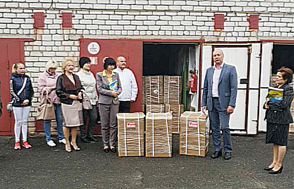 Николаевский горздрав получил 213 кислородных концентраторов для установки на дому у пациентов