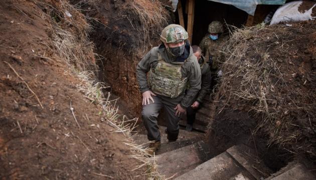 Зеленский – телеканалу CBS News: война с Россией может прийти в дома американцев