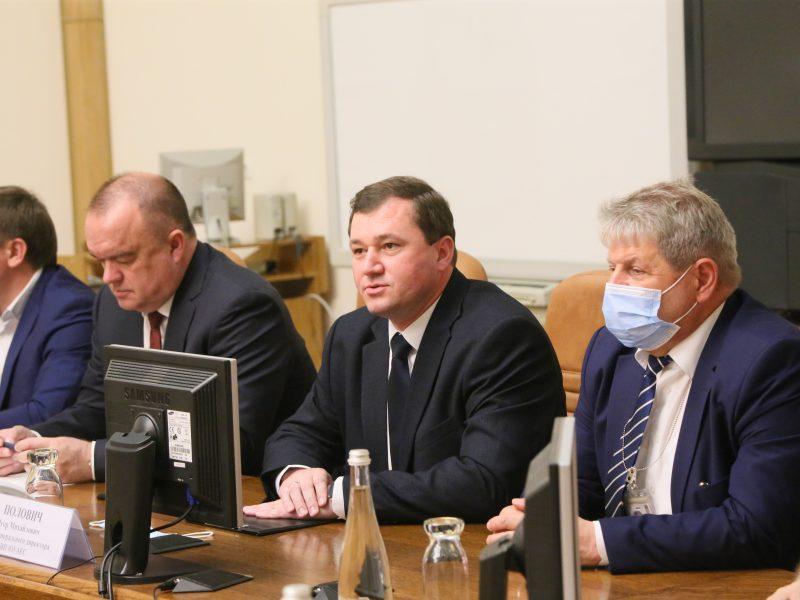 На Южно-Украинской АЭС – новый руководитель (ФОТО)