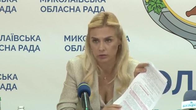 В Николаевском облсовете установку турникета объяснили принятыми еще предыдущей главой облсовета правилами (ВИДЕО)