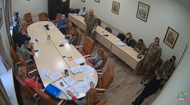 Инициатива строительства жилья для военных в Николаеве: депутаты комиссии по гласности приняли к сведению требования координационной группы