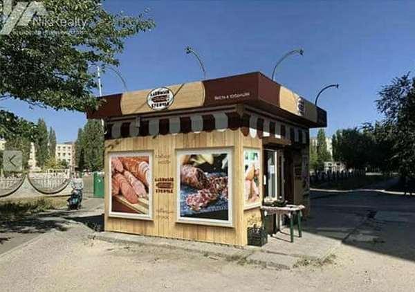 Приколы нашего городка: в Николаеве предприниматель, обязанный судом снести незаконный киоск, выставил его на продажу (ФОТО)