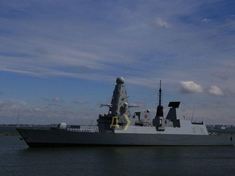 В порт Одессы зашли два корабля стран НАТО (ФОТО, ВИДЕО)