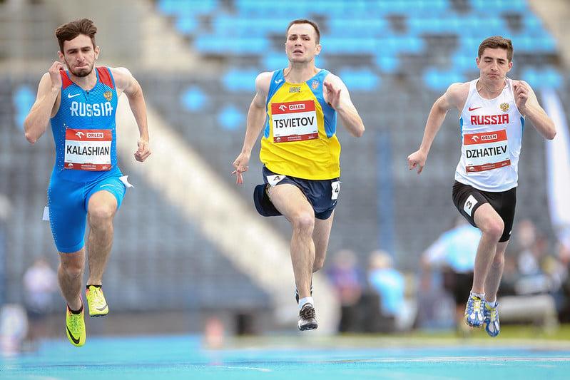Легкоатлет Игорь Цветов из Николаева — бронзовый призер чемпионата Европы по легкой атлетике