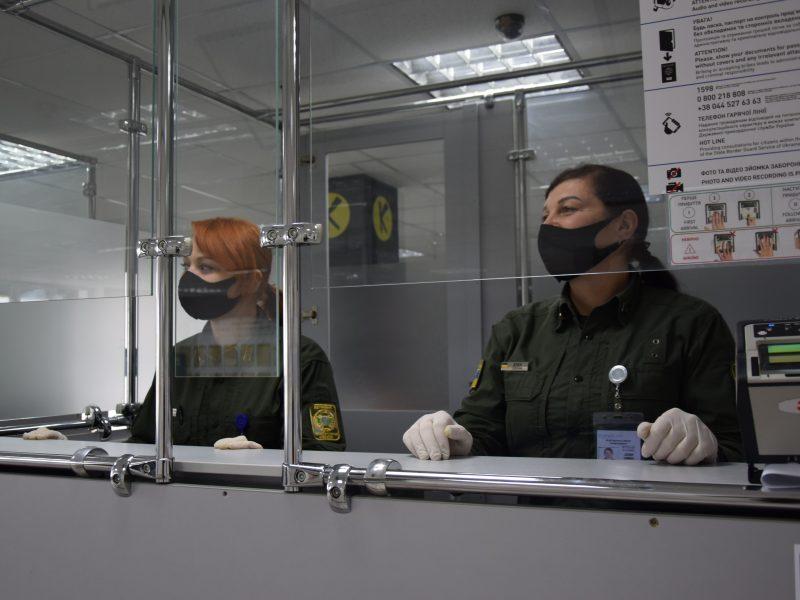 За выходные в Николаевском морском порту пограничники не пропустили 17 египтян