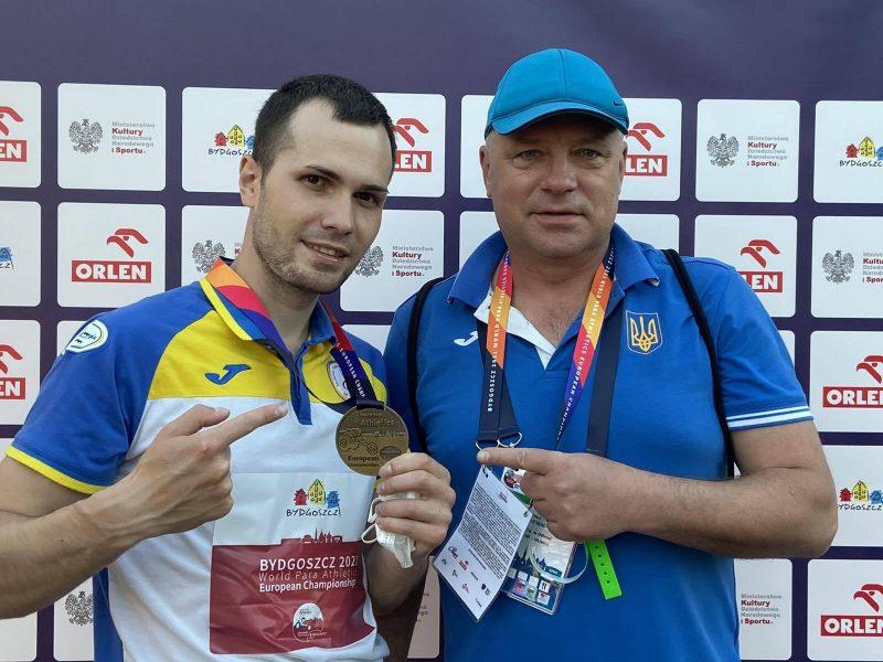 Теперь «золото»: николаевский легкоатлет Игорь Цветов стал чемпионом Европы (ФОТО)