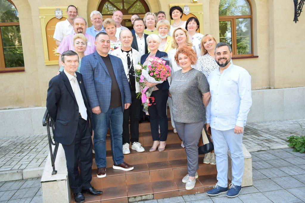 Представлен новый начальник управления культуры, национальностей и религий Николаевской ОГА (ФОТО) 1