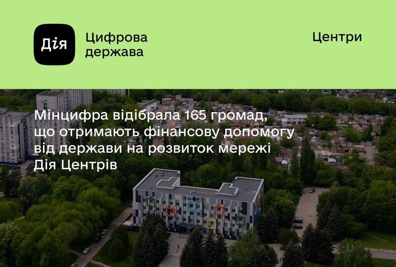 4 николаевских общины получат почти 6,5 млн.грн. на модернизацию ЦНАП