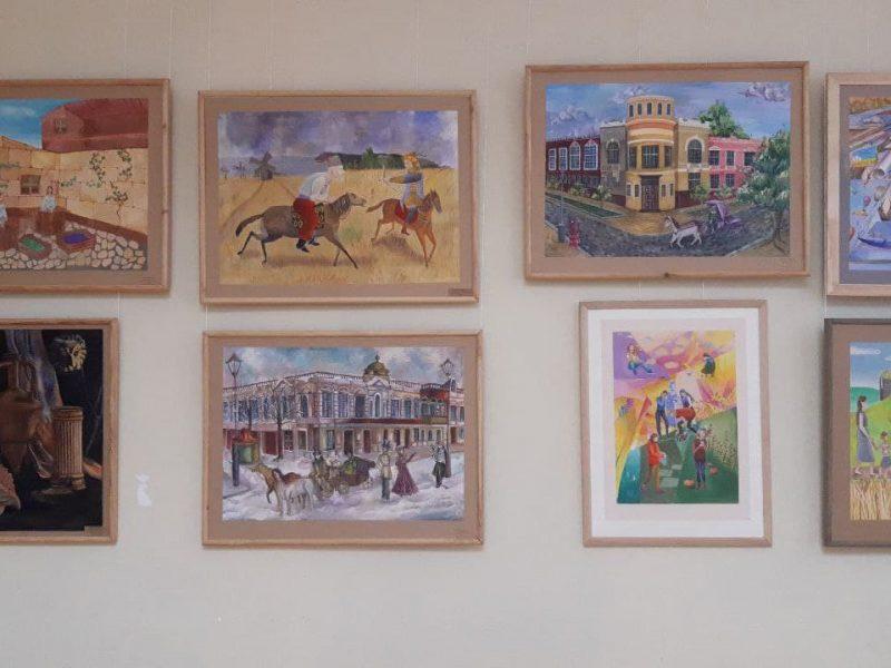 В Николаеве открылась ХV областная биеннале детского творчества памяти В.В. Верещагина