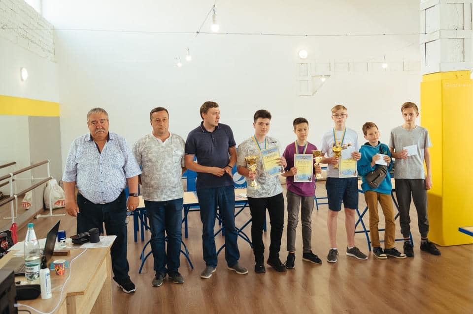 В Очакове завершился Всеукраинский детский фестиваль «Шахматные надежды Украины» (ФОТО) 3