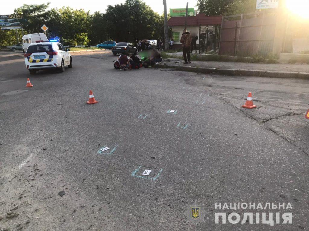 В Первомайске насмерть разбился мотоциклист (ФОТО) 3