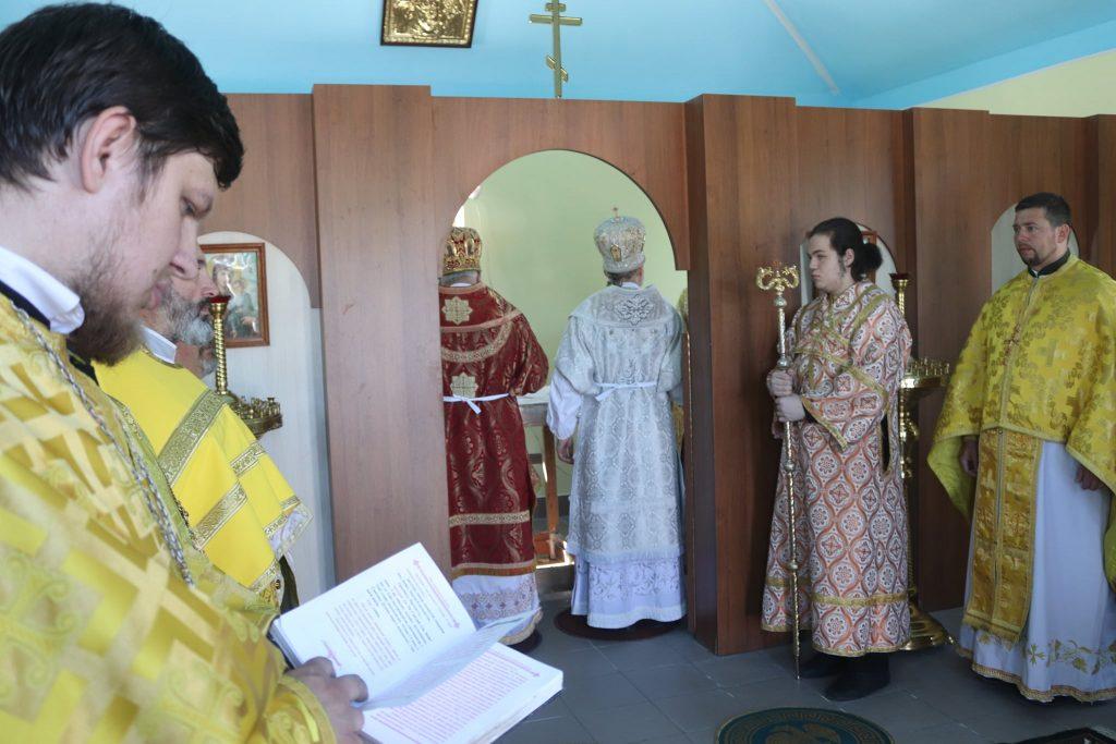 В Николаевской части Национальной гвардии Украины торжественно открыли военную часовню (ФОТО) 19