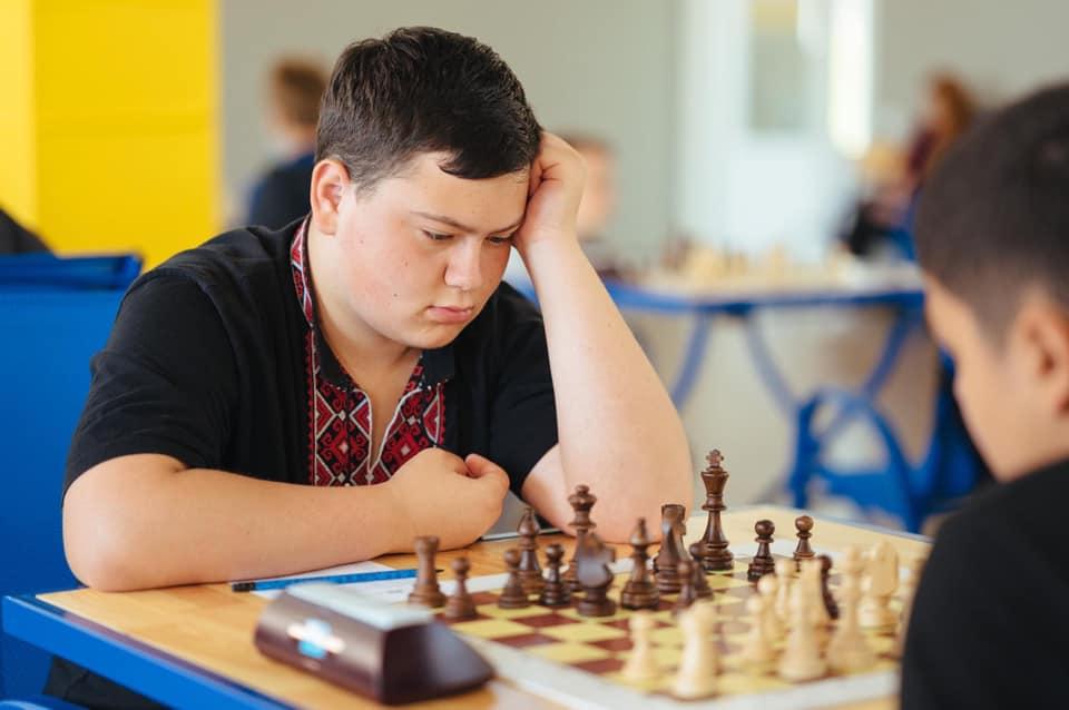 В Очакове завершился Всеукраинский детский фестиваль «Шахматные надежды Украины» (ФОТО) 1