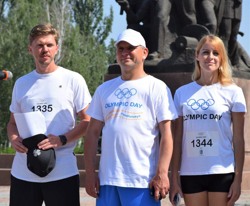 В Николаеве почти 1000 горожан приняли участие в забеге в честь «Олимпийского дня» (ФОТО) 1