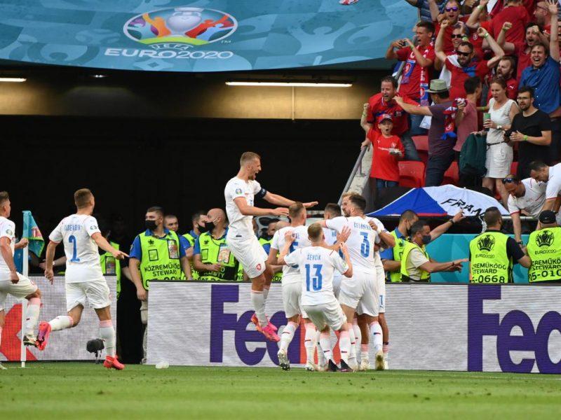 Сенсация Евро-2020: Чехия выбила Нидерланды с чемпионата (ВИДЕО)