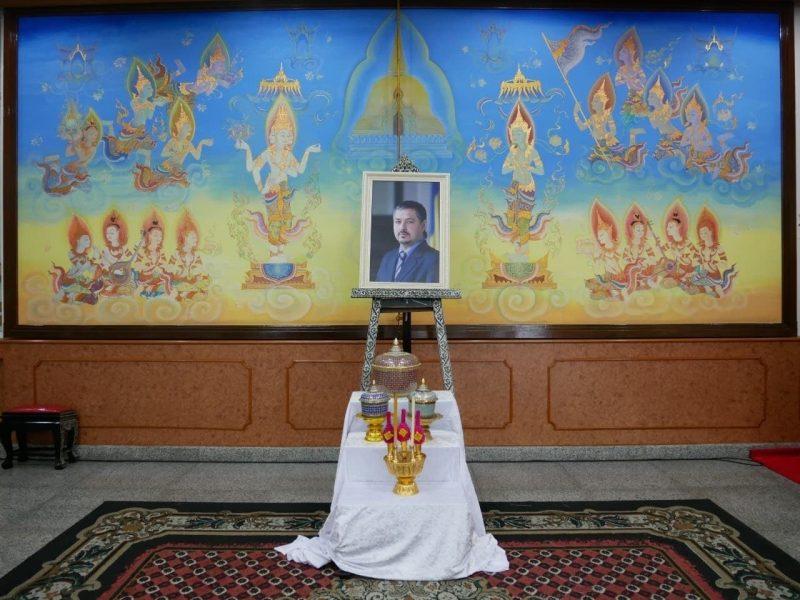Таиланд передал Украине прах посла – похоронная церемония в буддистском храме длилась неделю (ФОТО)