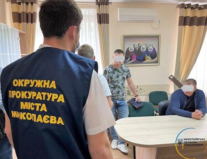 Подрядчику ремонта Николаевского онкодиспансера вручено подозрение в присвоении средств
