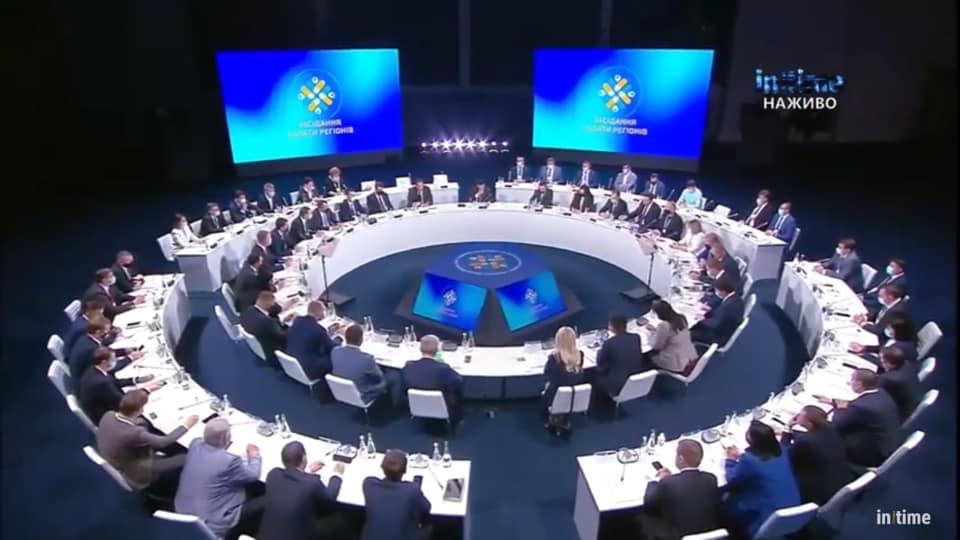Глава Николаевская облсовета Анна Замазеева пригласила в гости Елену Зеленскую - через президента (ФОТО) 3