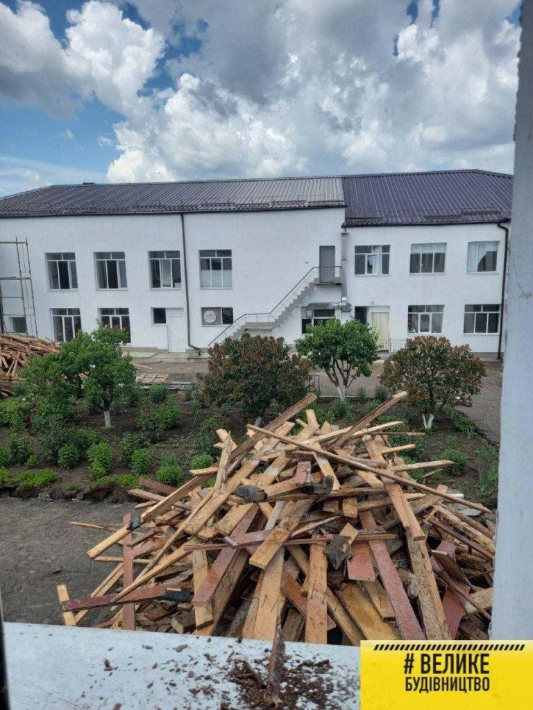 Арбузинська селищна загальноосвітня школа №2 перетвориться на місце здійснення маленьких і великих мрій 9
