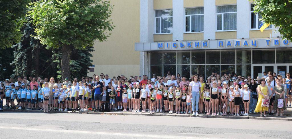 В Николаеве почти 1000 горожан приняли участие в забеге в честь «Олимпийского дня» (ФОТО) 3