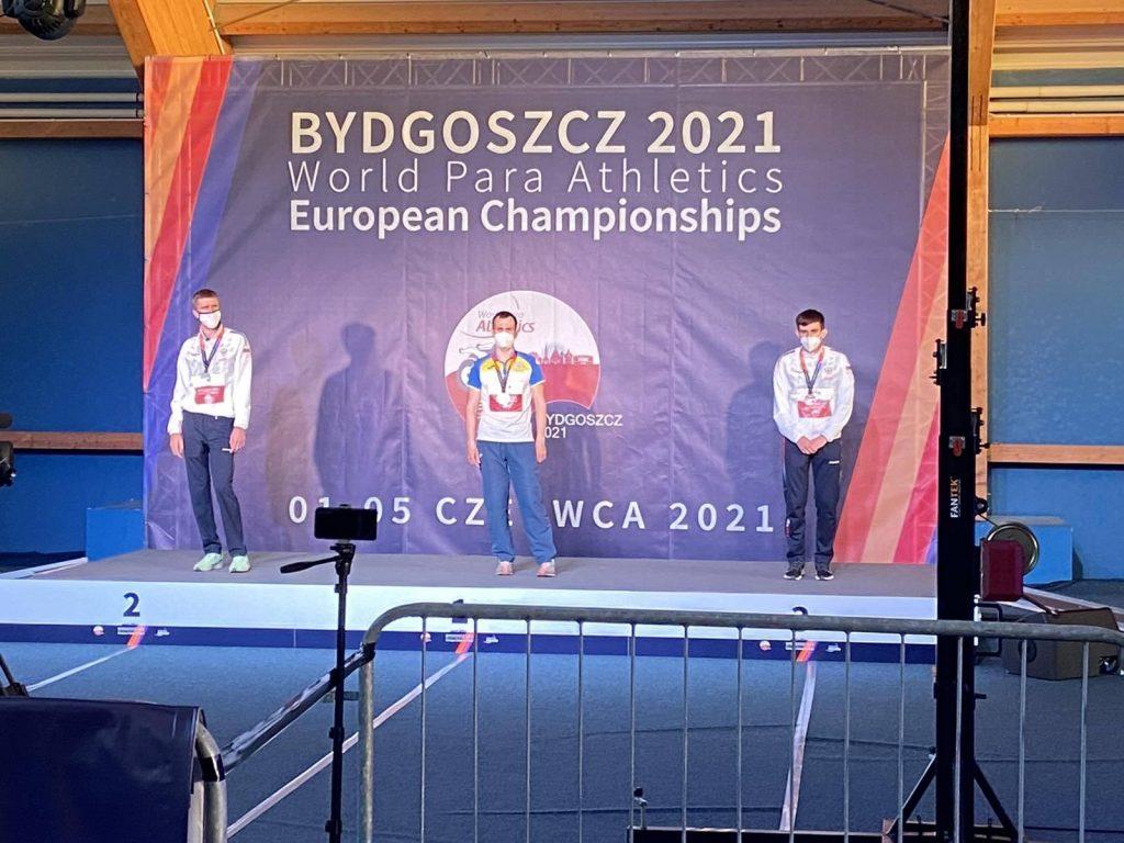 Теперь «золото»: николаевский легкоатлет Игорь Цветов стал чемпионом Европы (ФОТО) 3