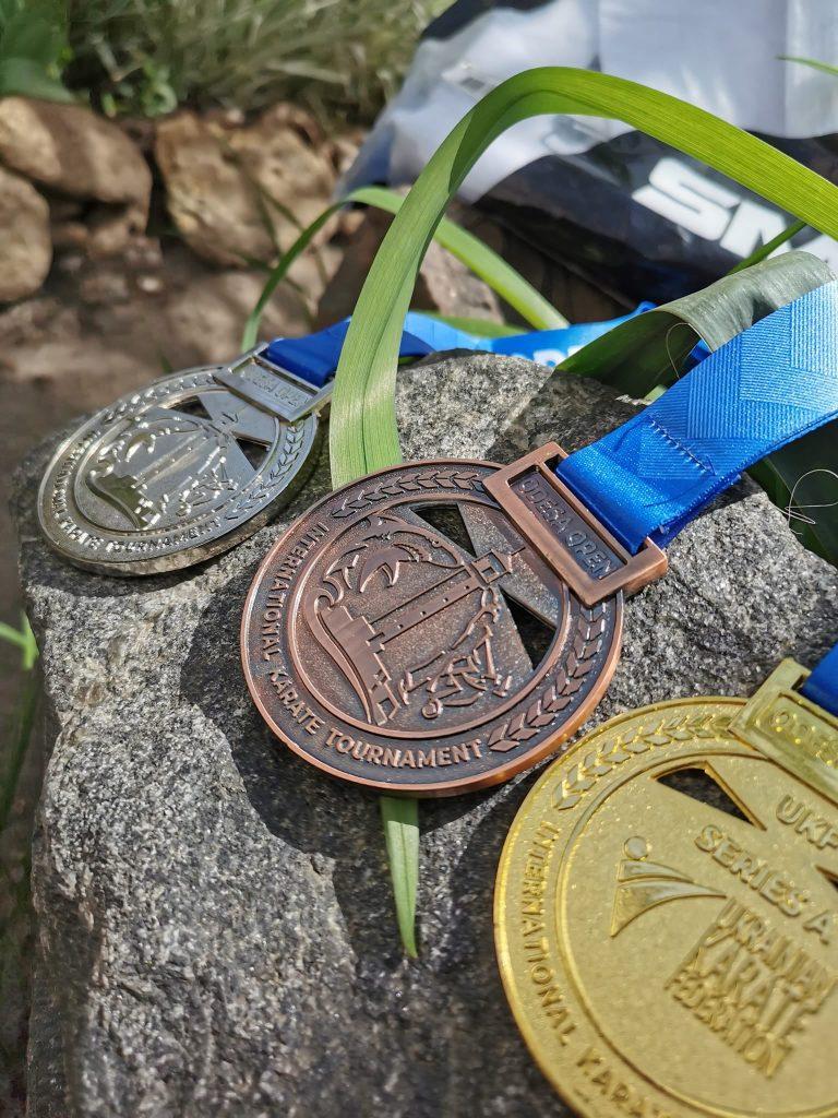 Юные каратисты из Николаева добыли на международном турнире в Одессе 44 награды (ФОТО) 3