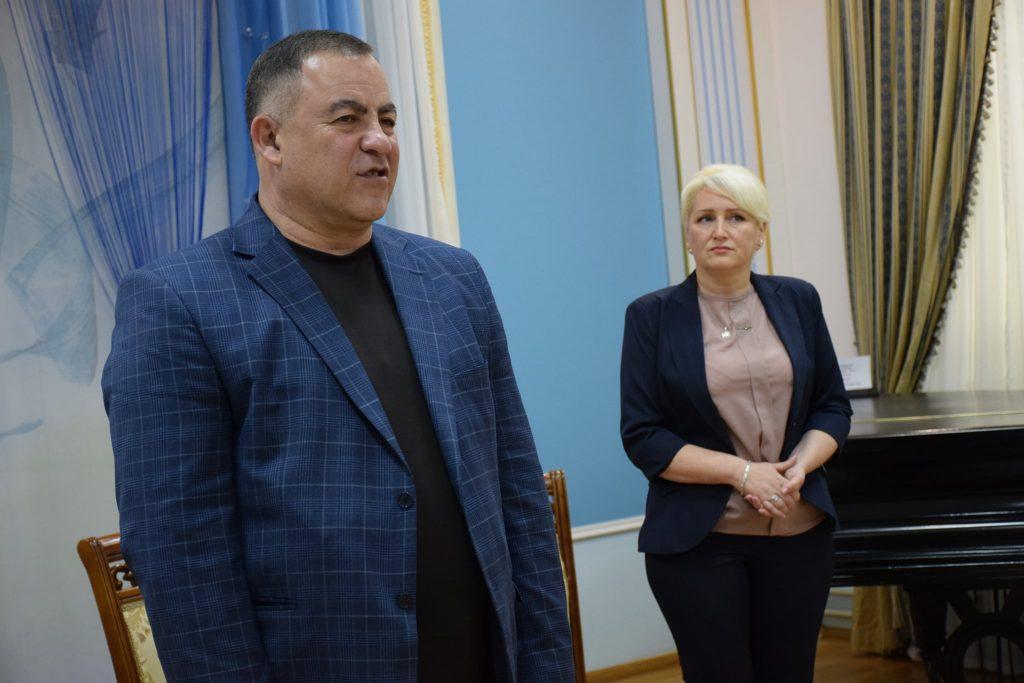 Представлен новый начальник управления культуры, национальностей и религий Николаевской ОГА (ФОТО) 3