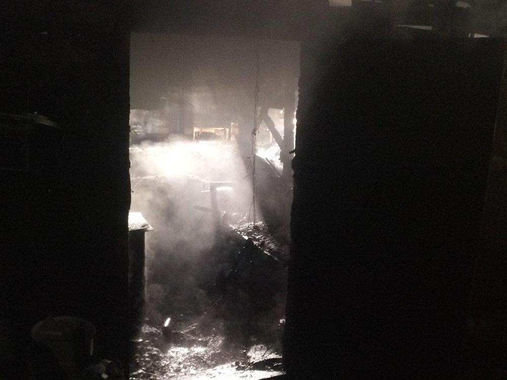 Вчера жилье горело в Первомайском районе (ФОТО) 3