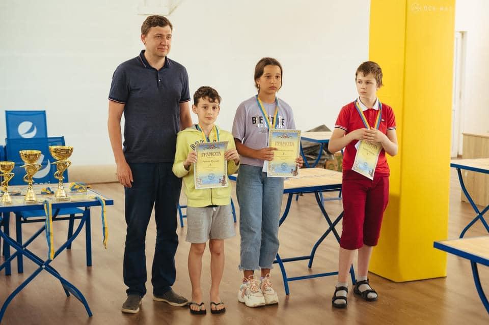 В Очакове завершился Всеукраинский детский фестиваль «Шахматные надежды Украины» (ФОТО) 5