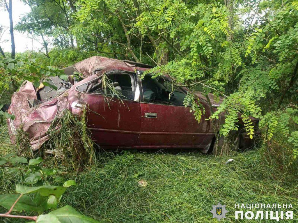 На Николаевщине в ДТП погибли двое мужчин (ФОТО) 3