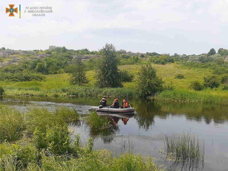 В Мертвоводе возле с.Актовое утонул местный житель (ФОТО)