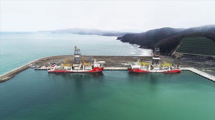Турция заявила об открытии нового мощного порта на Черном море (ФОТО)