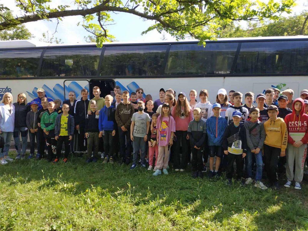200 юных спортсменов из Николаева отдохнут на берегу моря за счет бюджета города (ФОТО) 5