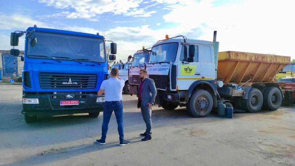 Теперь будет легче чистить ливневки: в Николаев прибыла новая спецтехника (ФОТО) 5