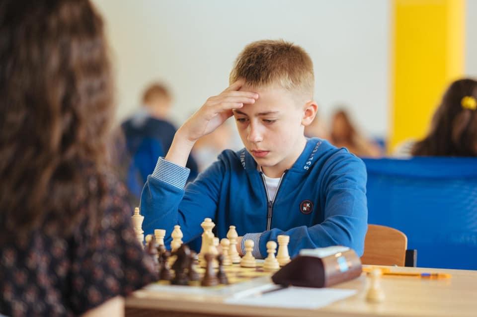 В Очакове завершился Всеукраинский детский фестиваль «Шахматные надежды Украины» (ФОТО) 7