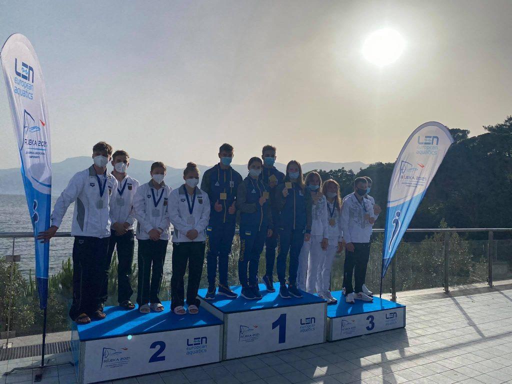Украинская сборная благодаря николаевским прыгунам в воду взяла «золото» чемпионата Европы (ФОТО, ВИДЕО) 5