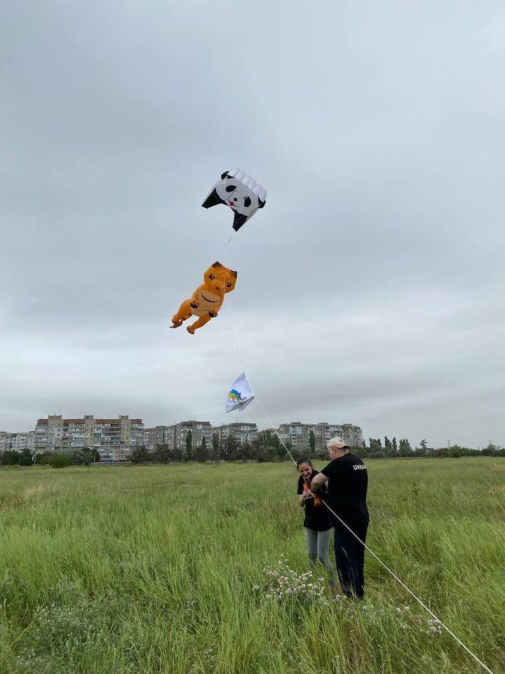 Сборная Николаевской области победила на первом Кубке Украины по кайт-флаингу 2021 (ФОТО) 5