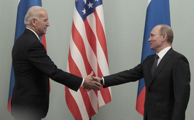В Женеве закончились переговоры Байдена и Путина