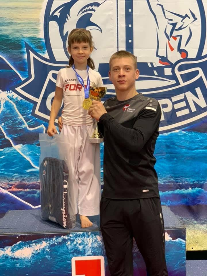 Юные каратисты из Николаева добыли на международном турнире в Одессе 44 награды (ФОТО) 9