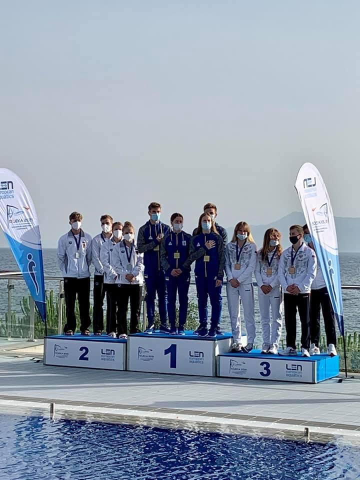 Украинская сборная благодаря николаевским прыгунам в воду взяла «золото» чемпионата Европы (ФОТО, ВИДЕО) 7