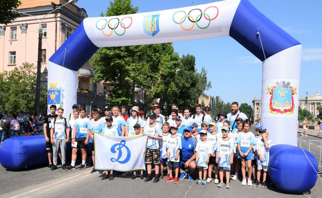 В Николаеве почти 1000 горожан приняли участие в забеге в честь «Олимпийского дня» (ФОТО) 7