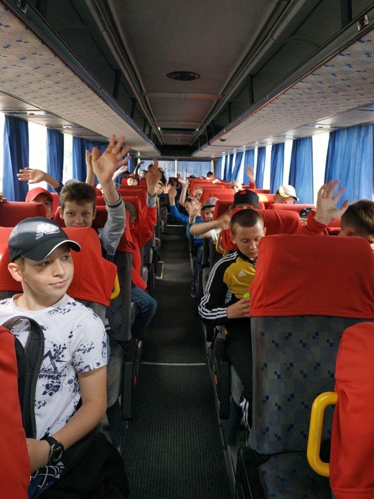 200 юных спортсменов из Николаева отдохнут на берегу моря за счет бюджета города (ФОТО) 7