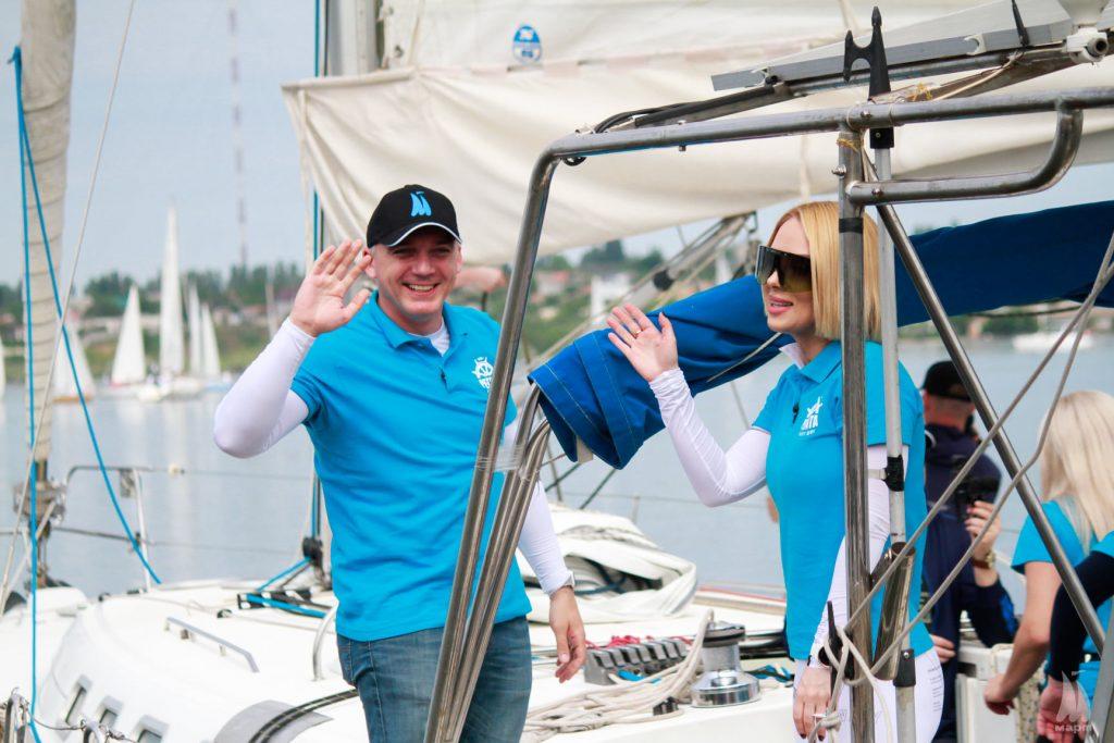 В яхтенной регате Mykolaiv River Cup определены победители. Яхта с мэром Николаева на борту - 4-я в своей группе (ФОТО) 7