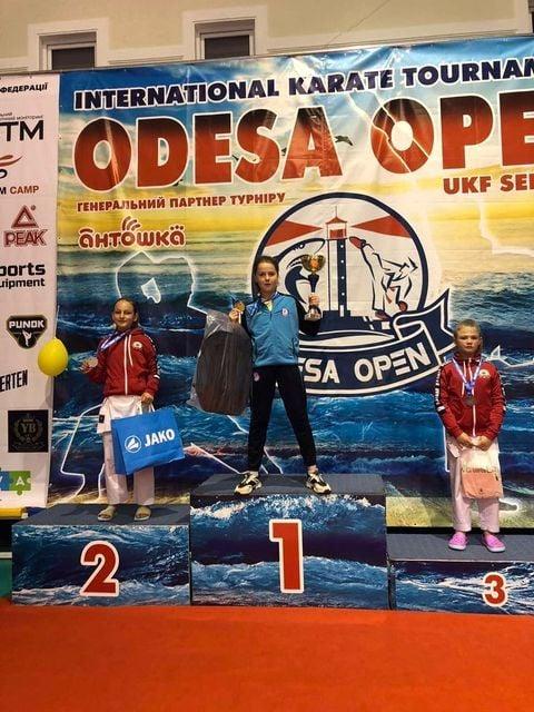 Юные каратисты из Николаева добыли на международном турнире в Одессе 44 награды (ФОТО) 11