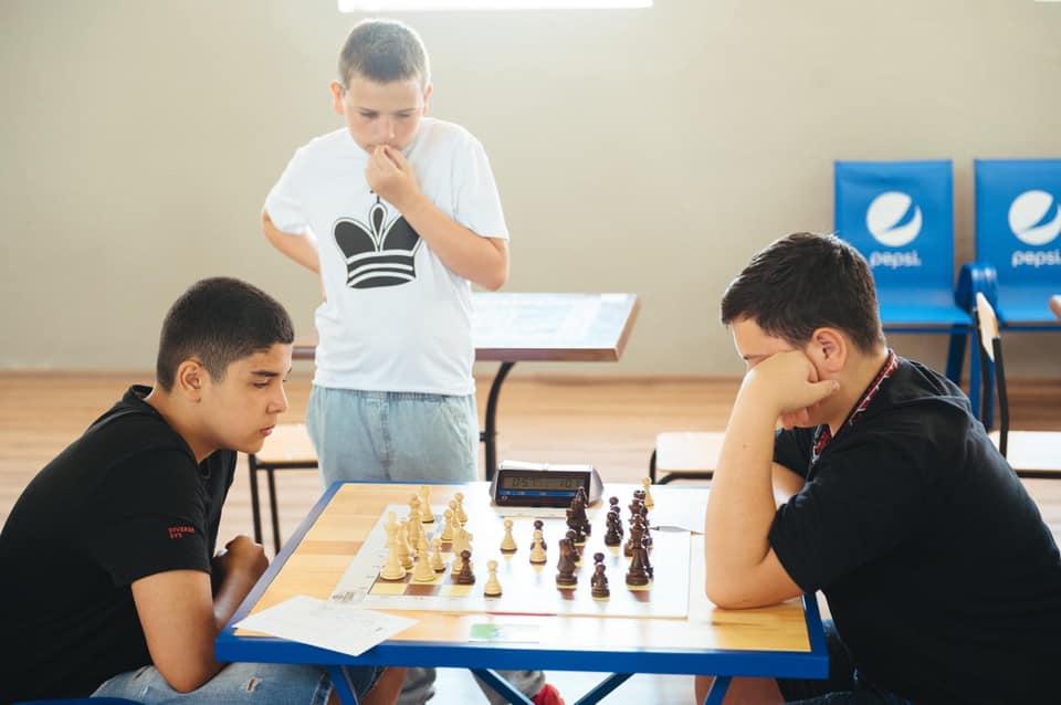 В Очакове завершился Всеукраинский детский фестиваль «Шахматные надежды Украины» (ФОТО) 11