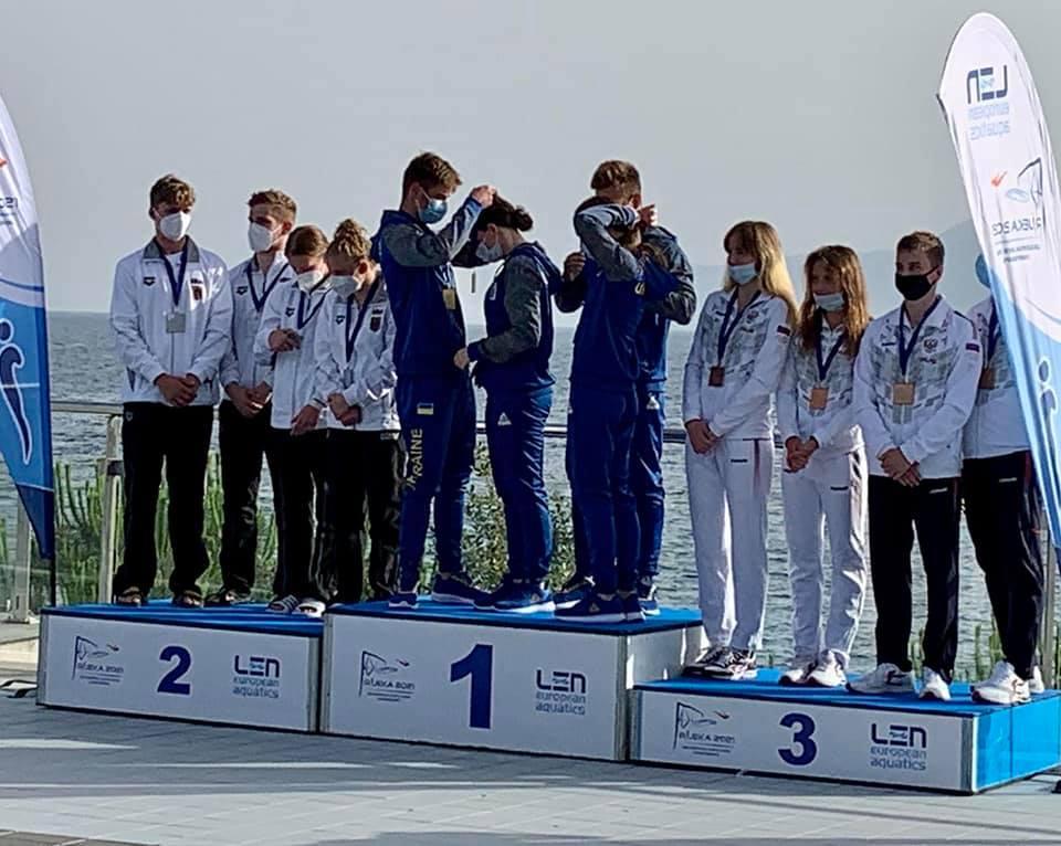 Украинская сборная благодаря николаевским прыгунам в воду взяла «золото» чемпионата Европы (ФОТО, ВИДЕО) 9