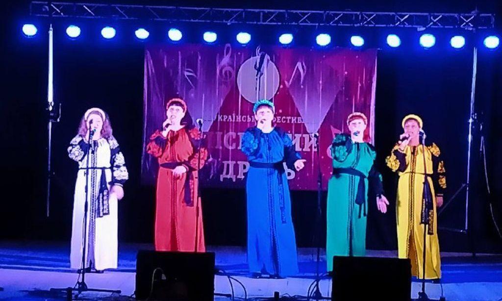 «Пісенний драйв 2021»: в Очакове прошел открытый фестиваль-конкурс (ФОТО) 9